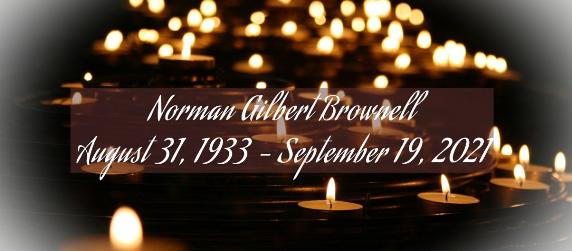 In Memory of Norm Brownell